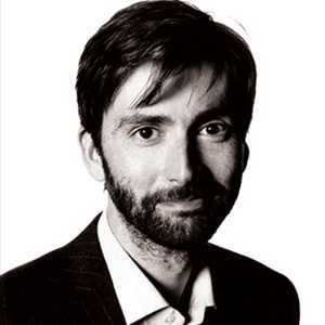David Tennant for Vanity Fair